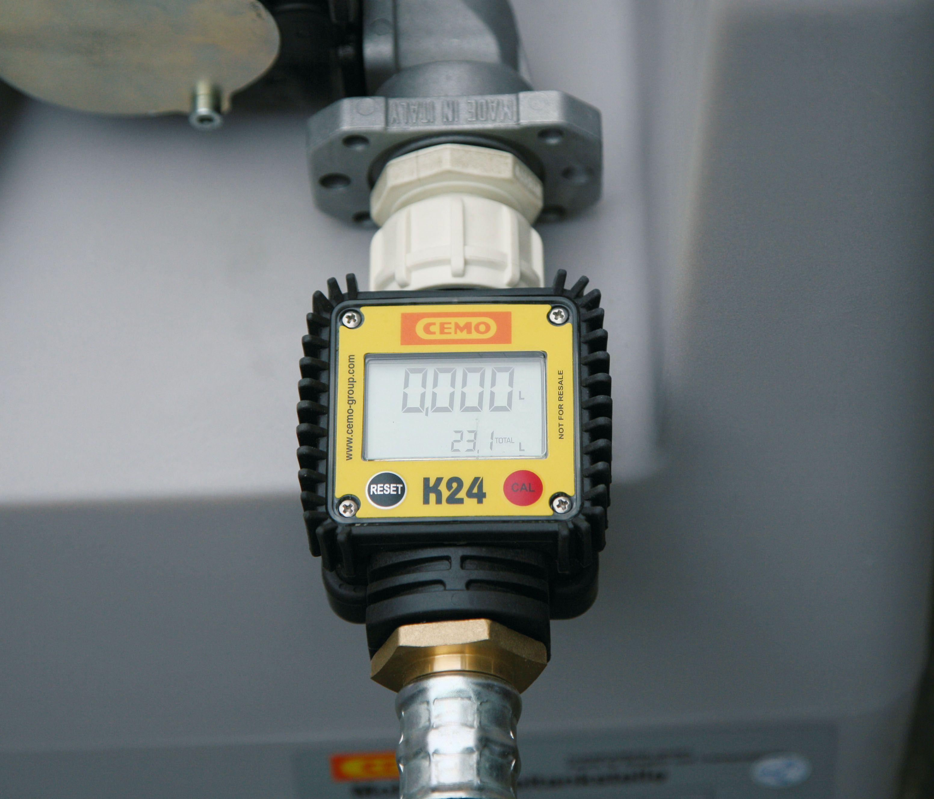 Digitaler Durchflusszähler K 24 für DT-Mobil Easy 430 l bis 600 l