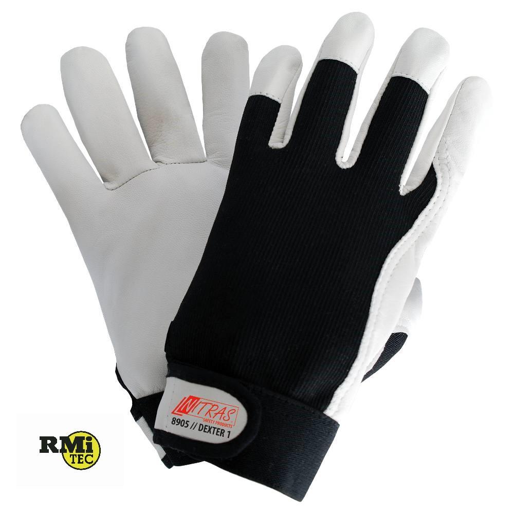 RMiTec MechanikPro Leder-Handschuh