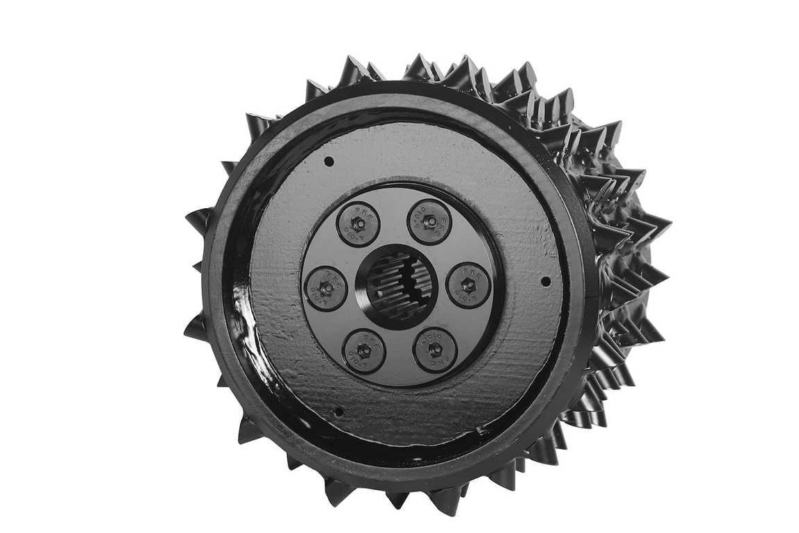 Innere Vorschubwalze Ponsse H6/H7/H8/H73