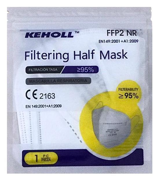 KEHOLL FFP2-Schutzmaske (CE geprüft)