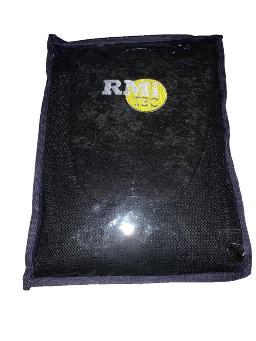 RMi-Tec Passform-Schonbezug für Forstmaschinensitz BeGe 3130 schwarz/schwarz