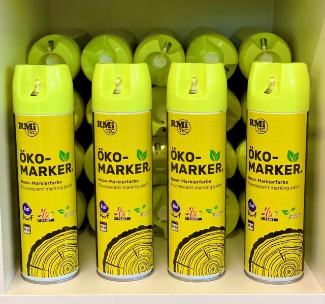 RMiTec Forstmarkierspray 'Öko-Marker' 500ml NEONGELB