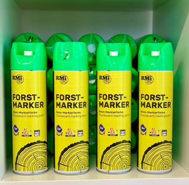 RMiTec Forstmarkierspray 'Ultra-Longtime-Marker' 500ml hellgrün