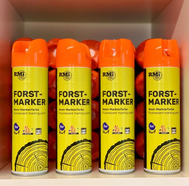 RMiTec Forstmarkierspray 'Forest-Marker' 500ml NEONORANGE
