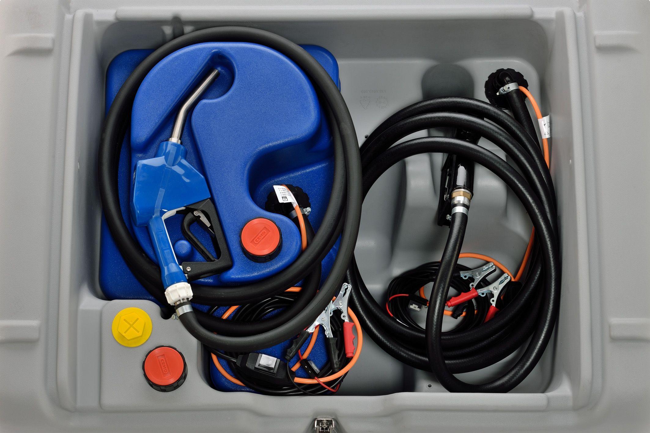 DT-Mobil Easy COMBI 440/50 l, CENTRI SP30