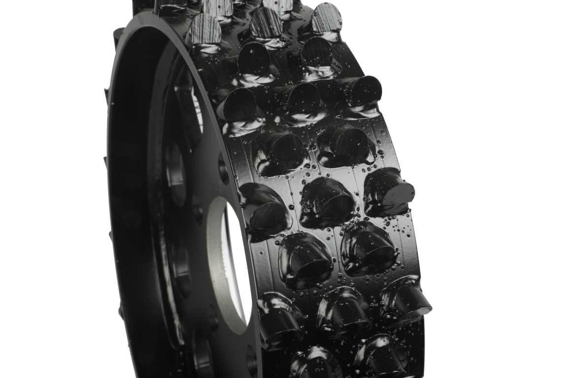 Äußere Vorschubwalze Komatsu C124/C144 20mm links