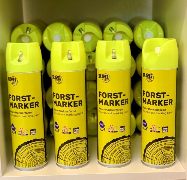 RMiTec Forstmarkierspray 'Forest-Marker' 500ml NEONGELB