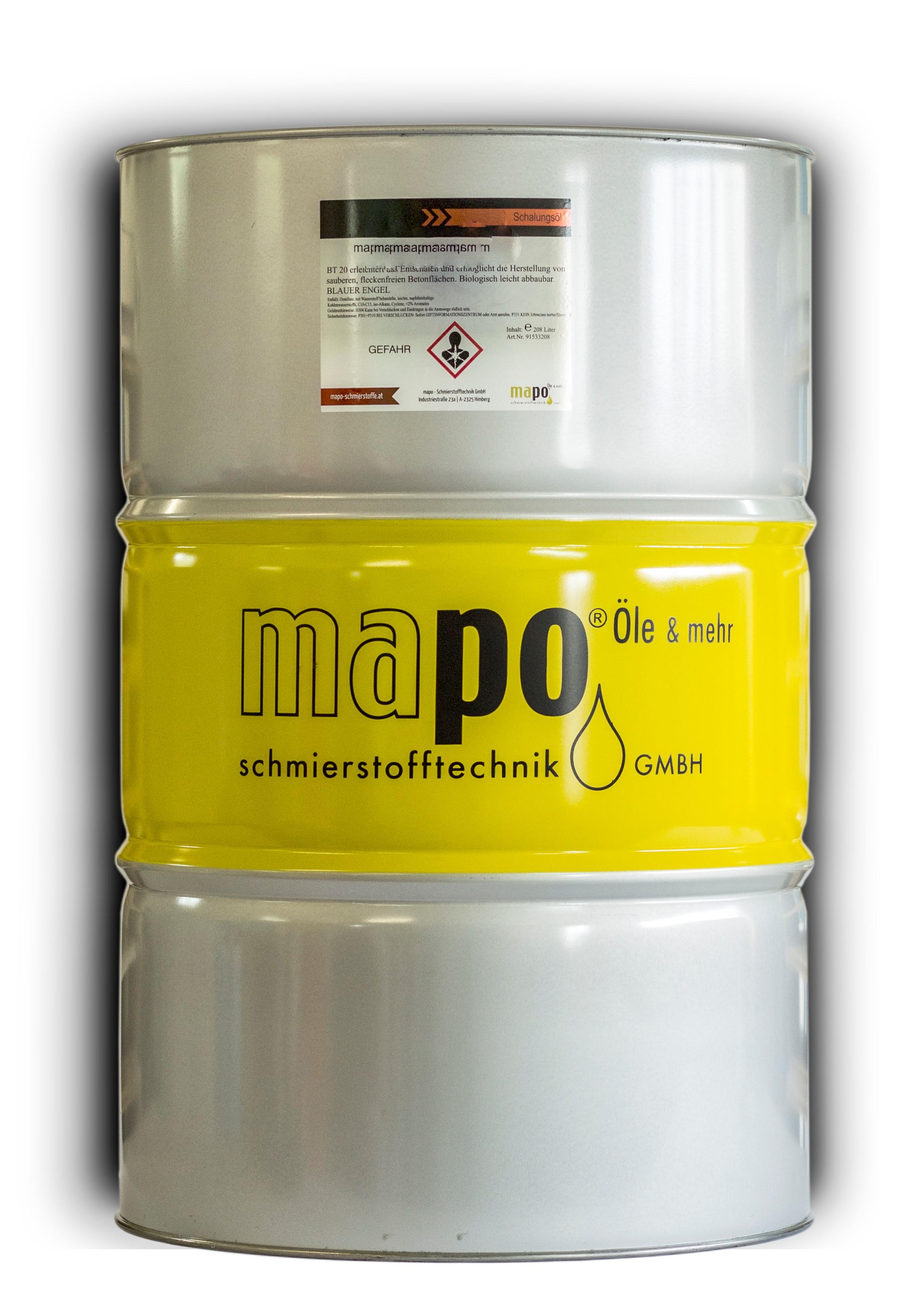 mapo Hydrauliköl HLP ISO46