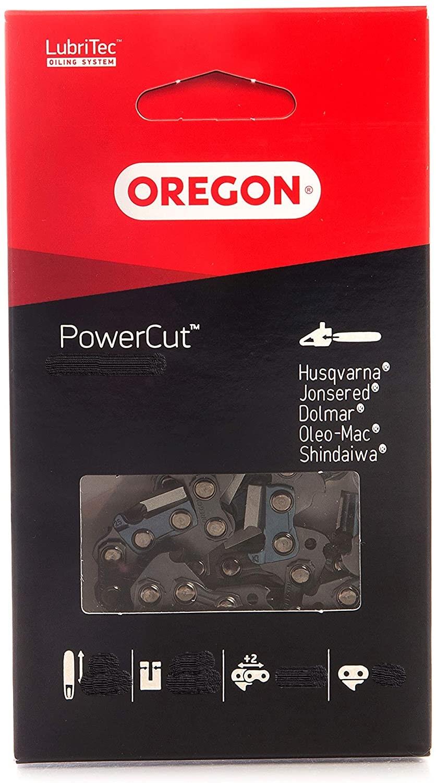 OREGON PowerCut Motorsägenkette 78TGL, .325, 1,5 mm, Halbmeißel