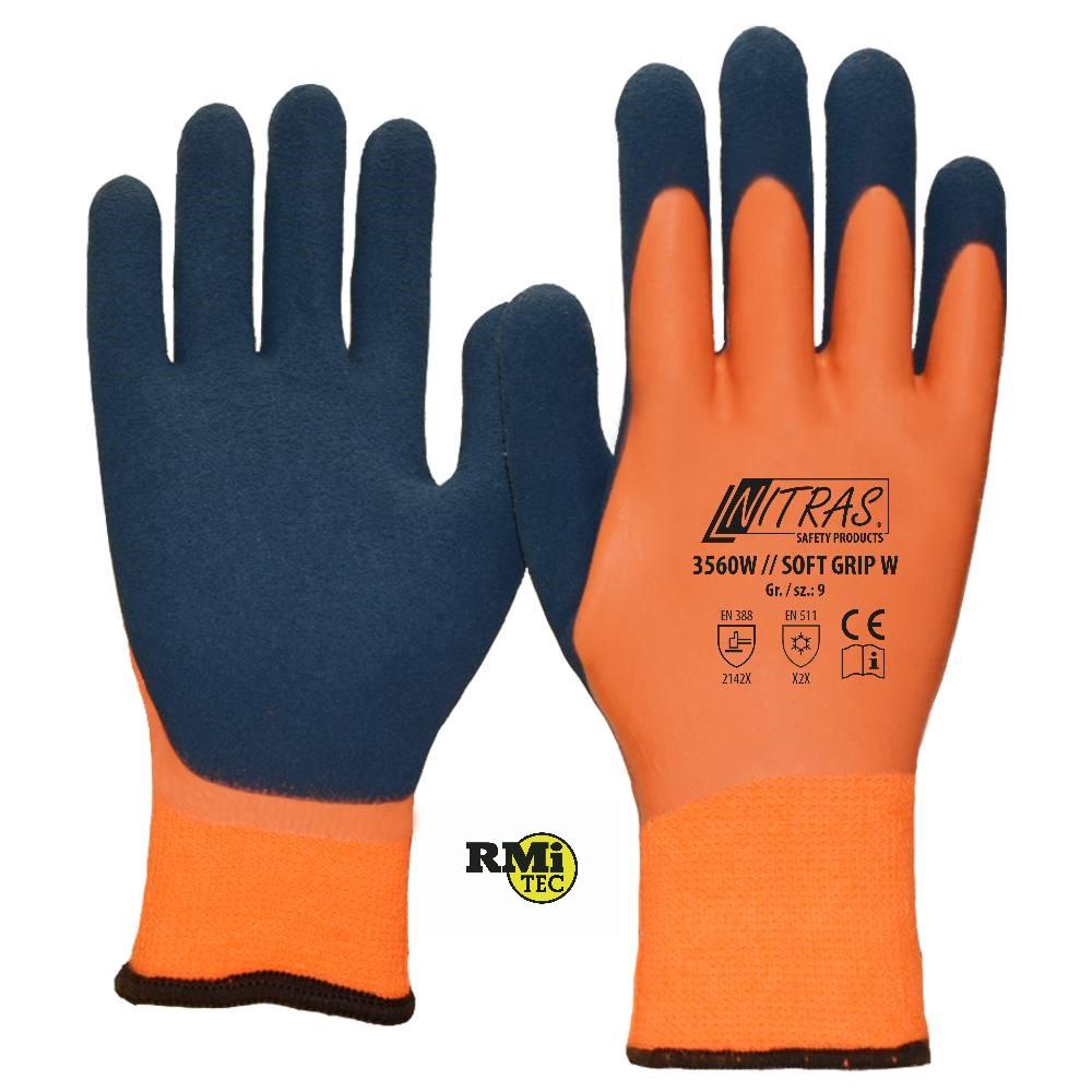 RMiTec Polyester-Winter-Handschuh